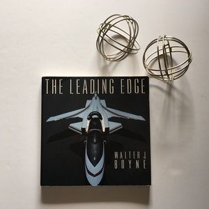 The Leading Edge Coffee Table Book